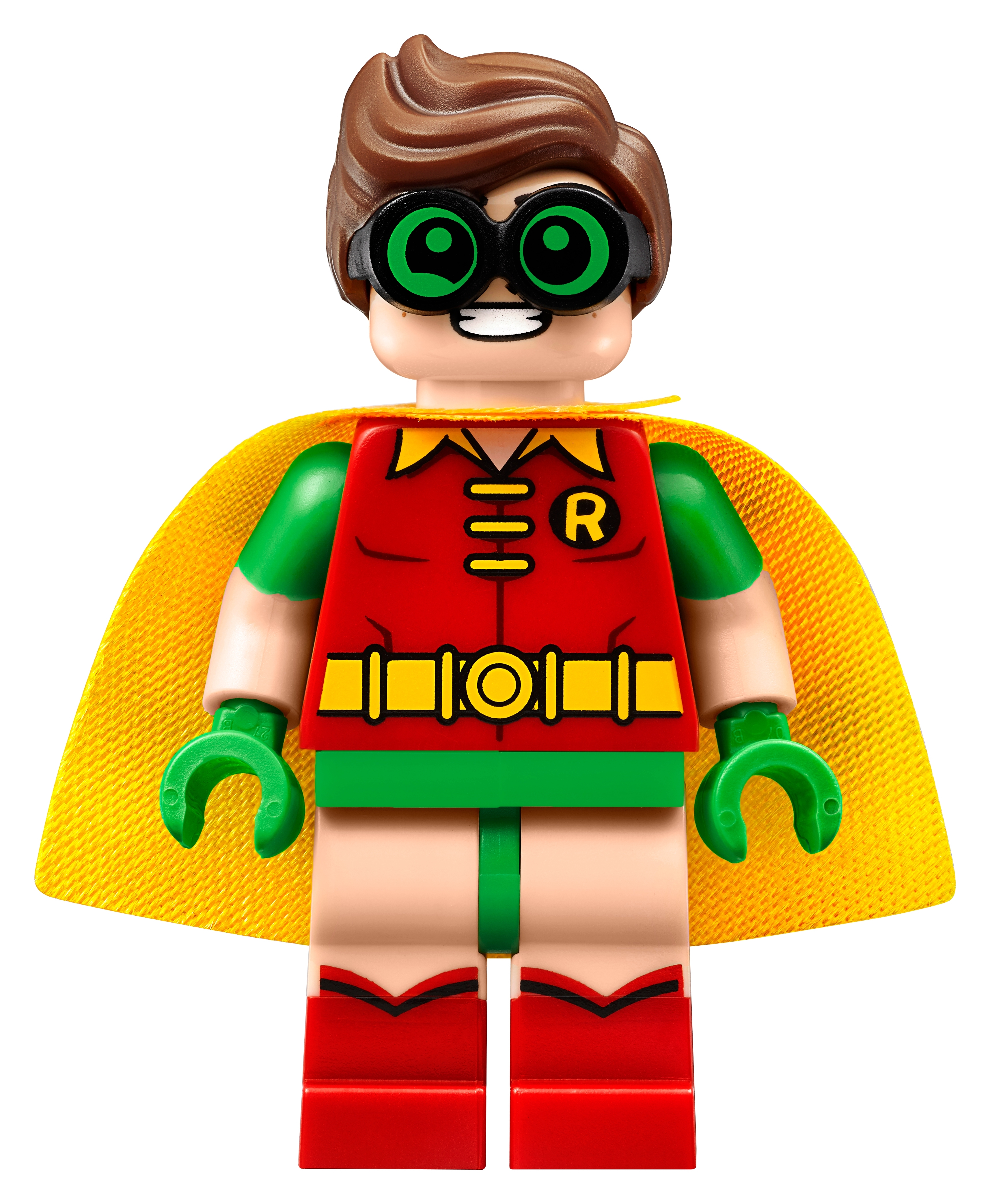 Harleen Quinzel 70912 Red Glasses Batman Movie Super Heroes Minifigure Lego Dr