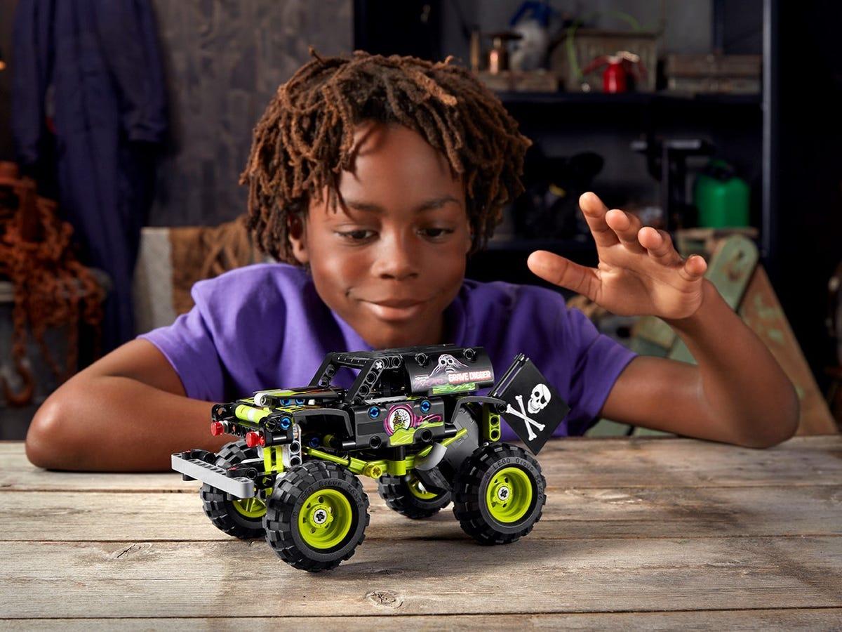Même certains LEGO Technic coutent moins de 20€