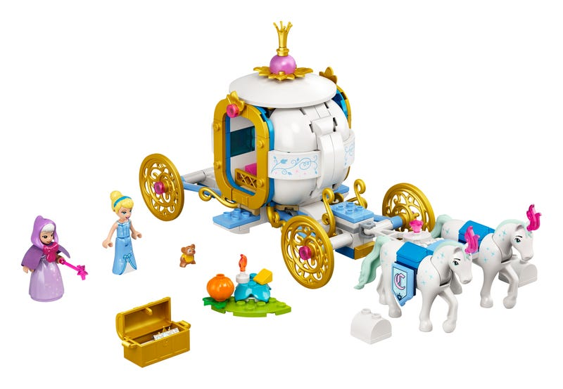Cinderella s Royal Carriage
