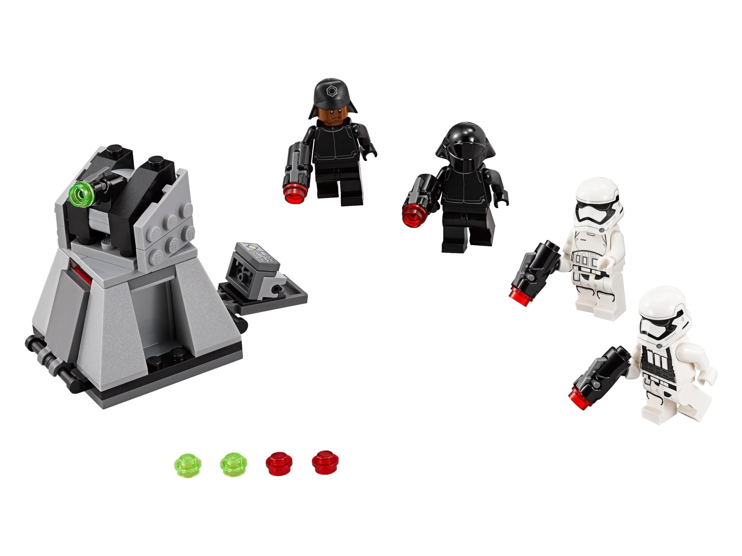 TYPE MINI FIGURINE BRICKS LEGO SERIE FILM STAR WARS STARKILLER