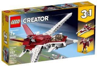 Futuristisk fly