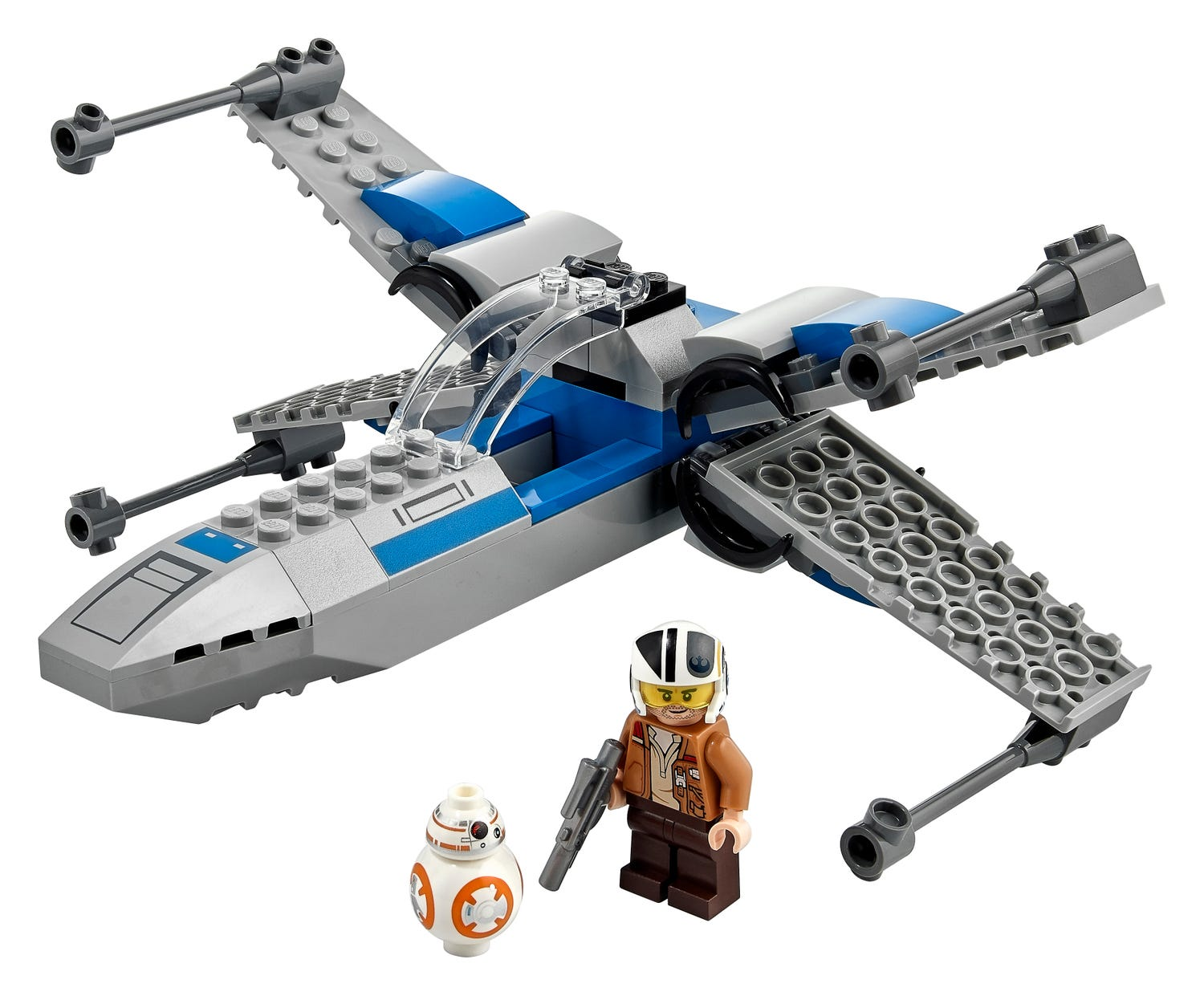 Resistance X Wing 75297 Star Wars Buy Online At The Official Lego Shop Au