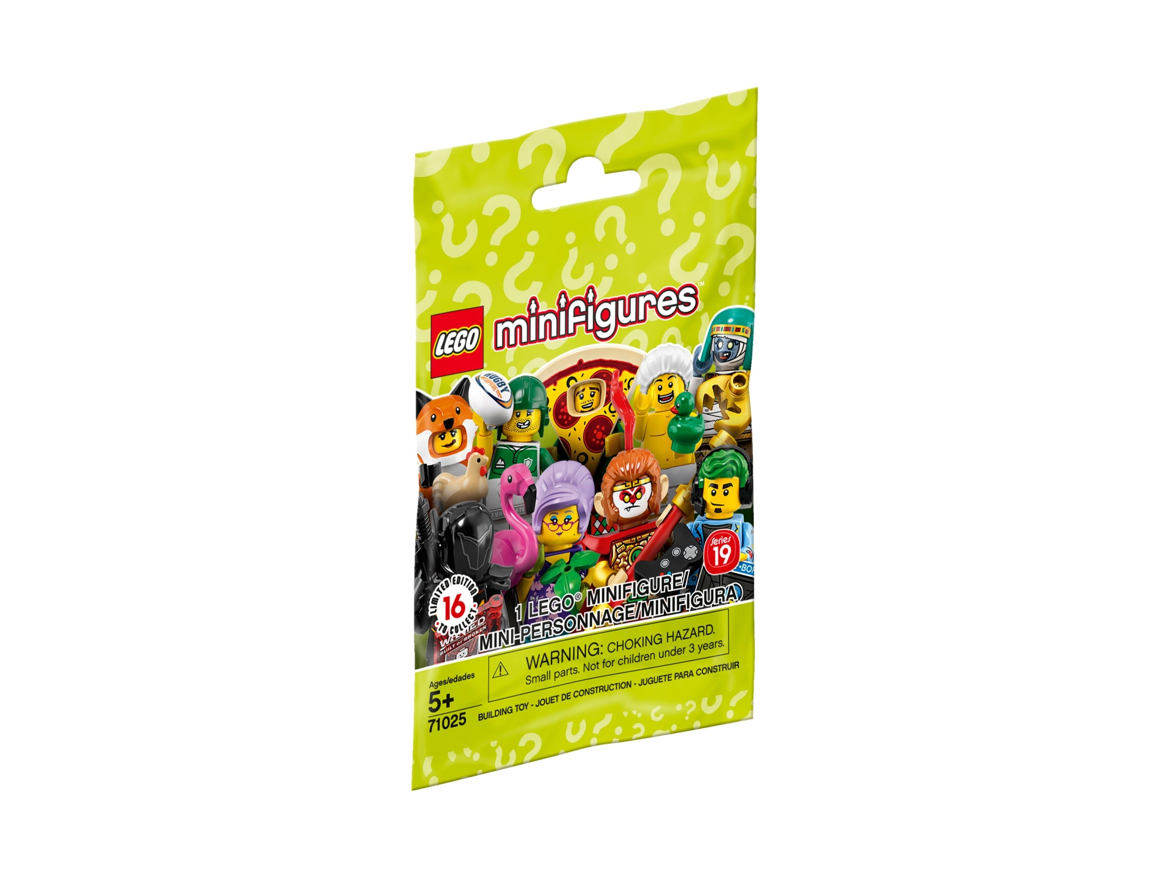 LEGO Minifigures Series 19 Choose Your Minifigure FREE SHIPPING!