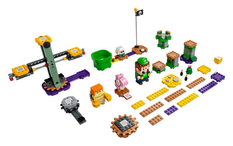 Avventure di Luigi - Starter Pack