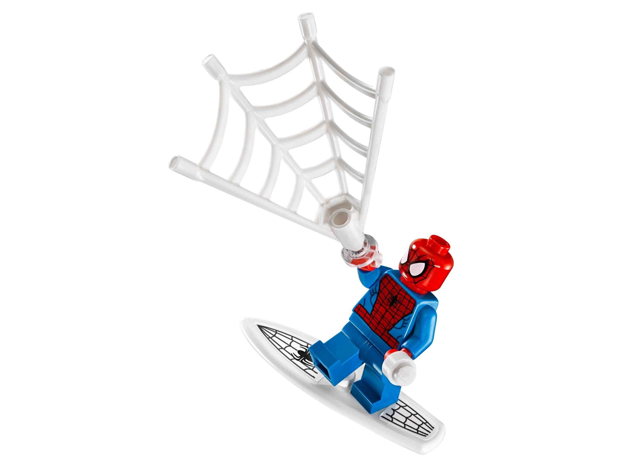 NUEVO Spider-Man Lego 76059 Trampa tentaculosa de Doc Ock