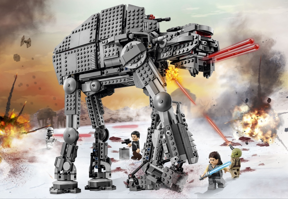 LEGO® Star Wars™ Walker