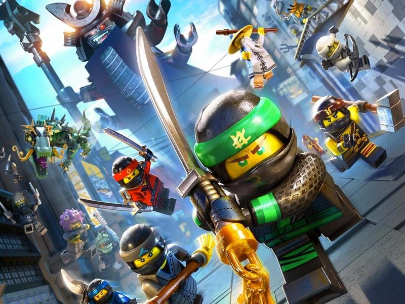 Games | LEGO NINJAGO | Officiële LEGO® winkel BE