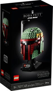LEGO® Star Wars™: Casco de Boba Fett™