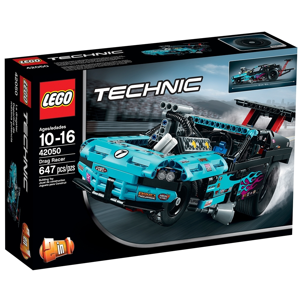 Drag Racer 42050 Technic Buy Online At The Official Lego Shop Us