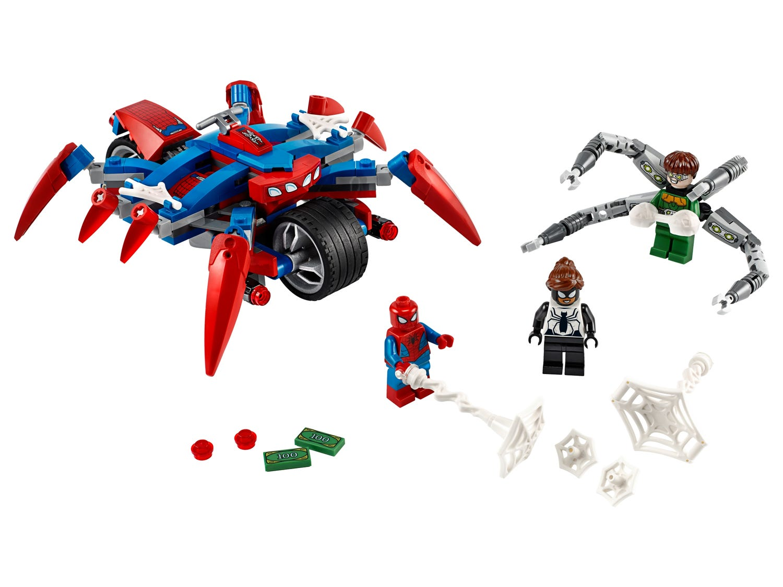 Spider-Man vs. Doc Ock 76148 | Marvel | Buy online at the Official LEGO®  Shop GB