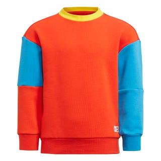 adidas x LEGO® Classic set van sweatshirt en lange broek