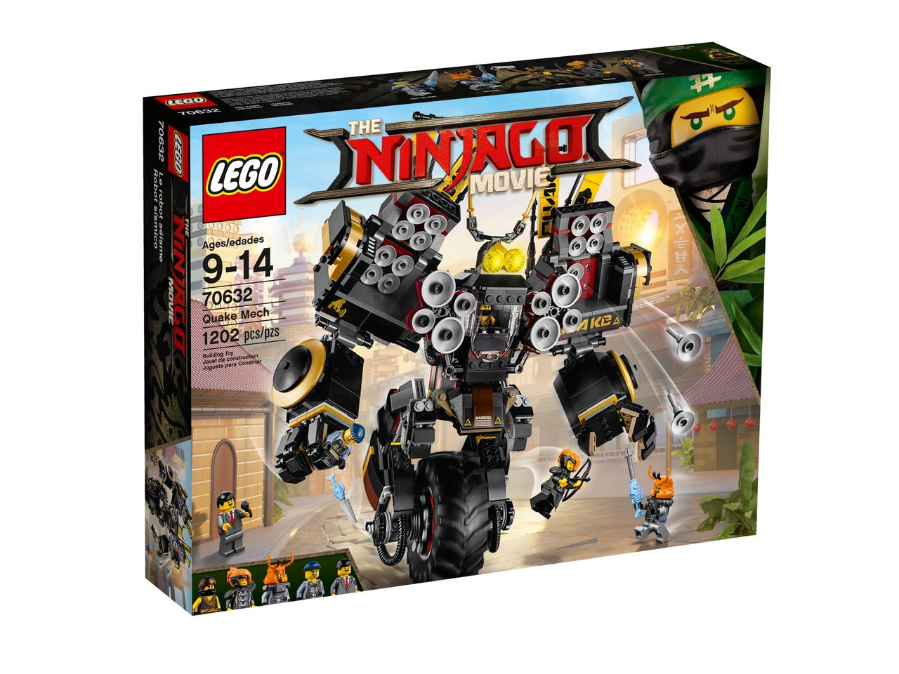 Quake Mech 70632   NINJAGO®   Buy online at the Official LEGO® Shop CA