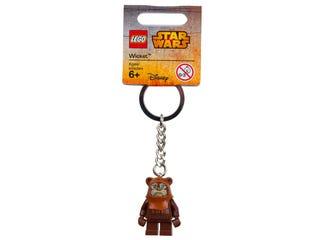 Porte-clés Wicket™ LEGO® <i>Star Wars</i>™