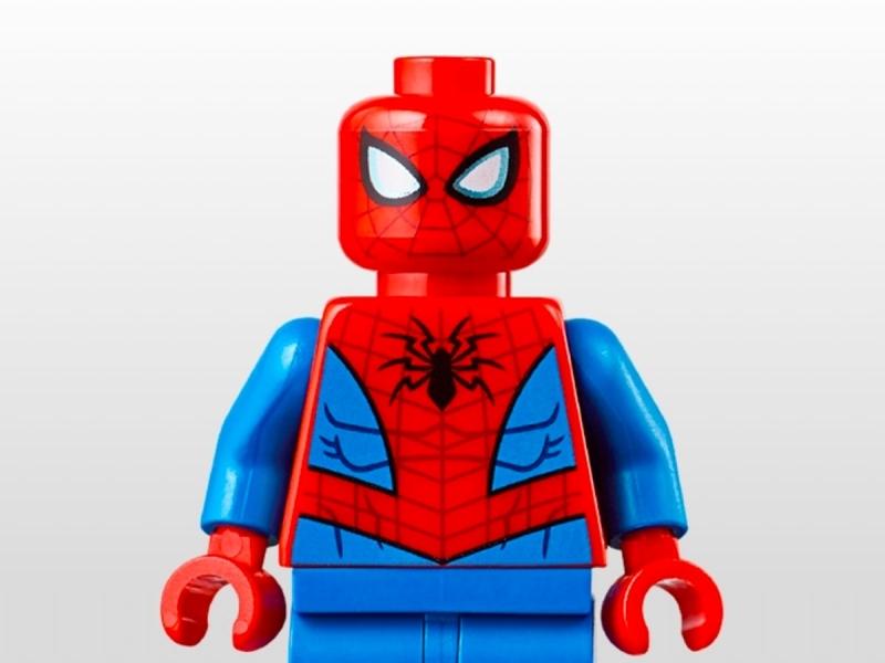 Spiderman Sidekick Tall 1