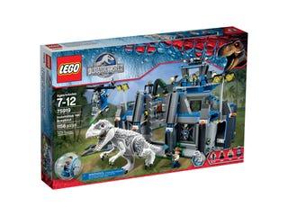L'évasion d'Indominus Rex