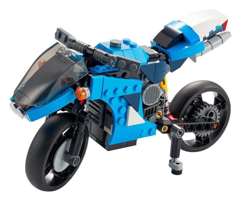 Supermotorcykel