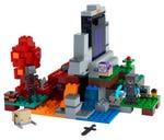LEGO 21172 Das zerstörte Portal