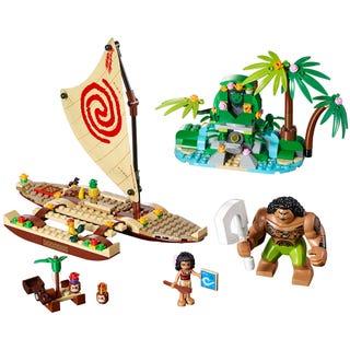 Moana's Ocean Voyage