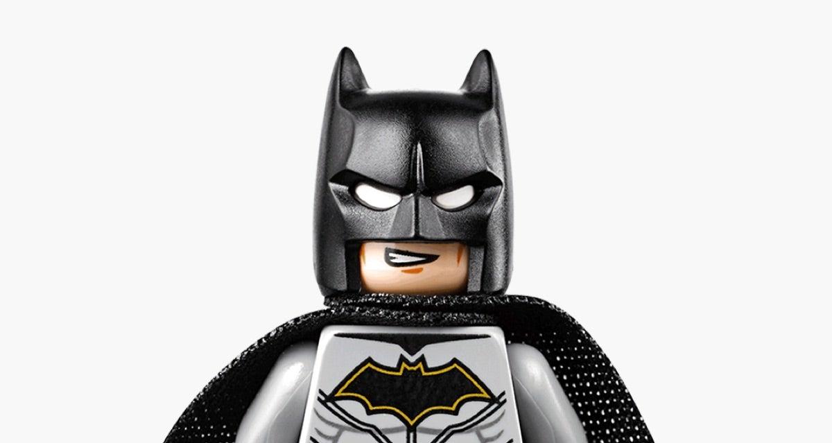 Batman the Dark Knight minifigure action movie DC Comic toy figure