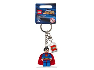 LEGO® Super Heroes <i>Superman</i>™ Key Chain