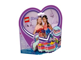 Emma's Summer Heart Box