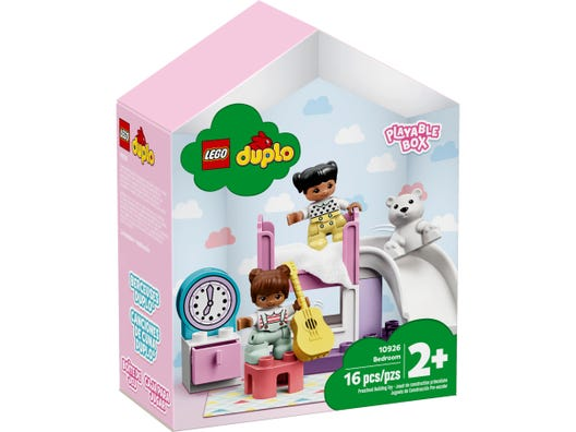 Bedroom 10926 Duplo Buy Online At The Official Lego Shop Us