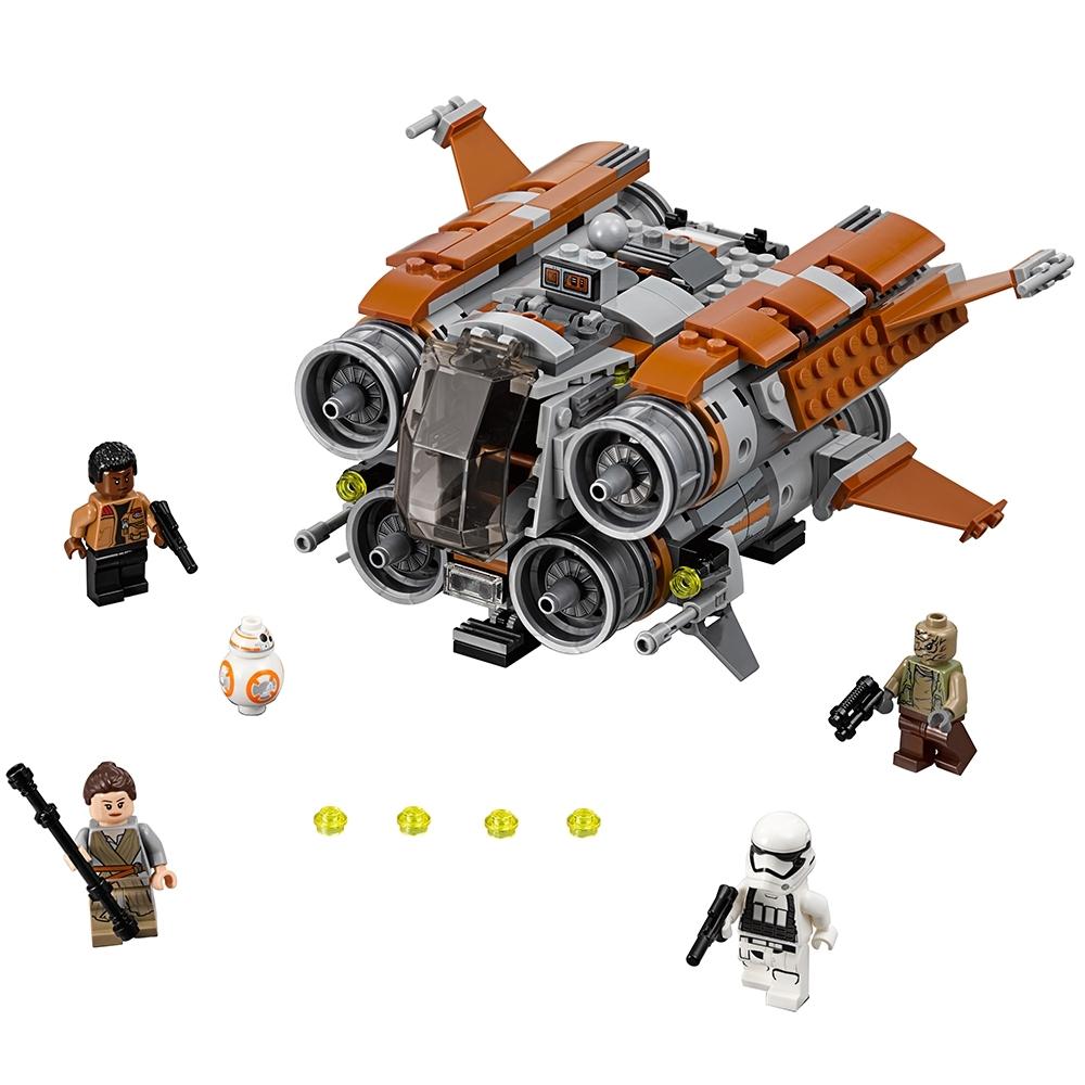 Star Wars Instruction Manual ONLY Jakku Quadjumper LEGO 75178
