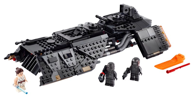 "Knights of Ren"" Transport Ship"