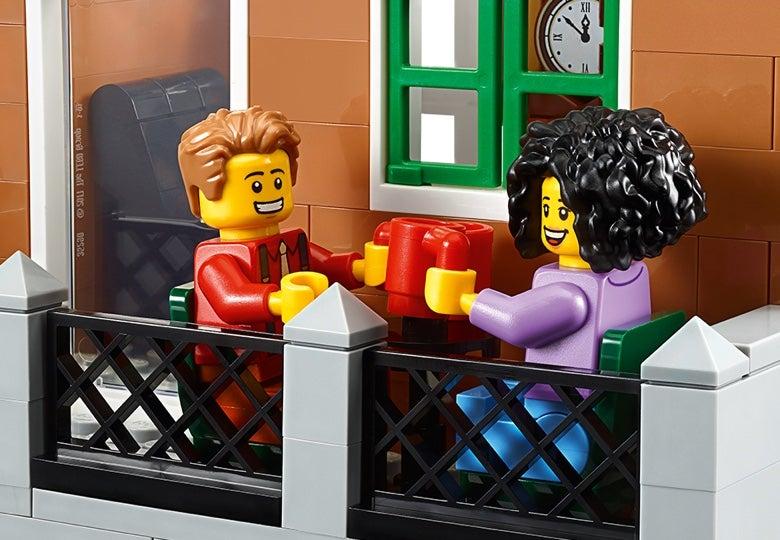 5+ LEGO Creator Expert 10270 Child Boy Minifigure NEW!