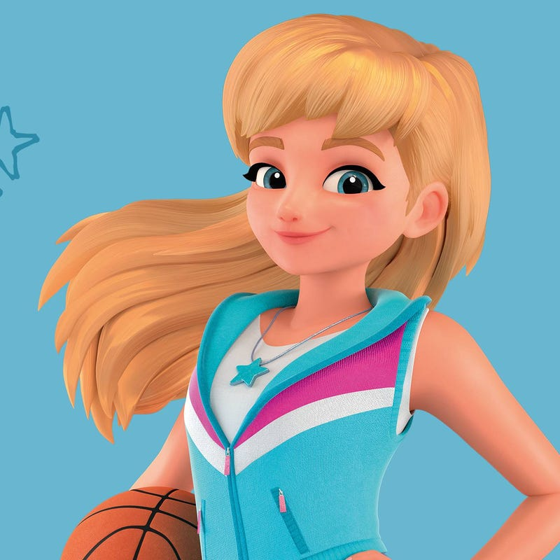 Friends - Characters - Stephanie | Official LEGO® Shop AU
