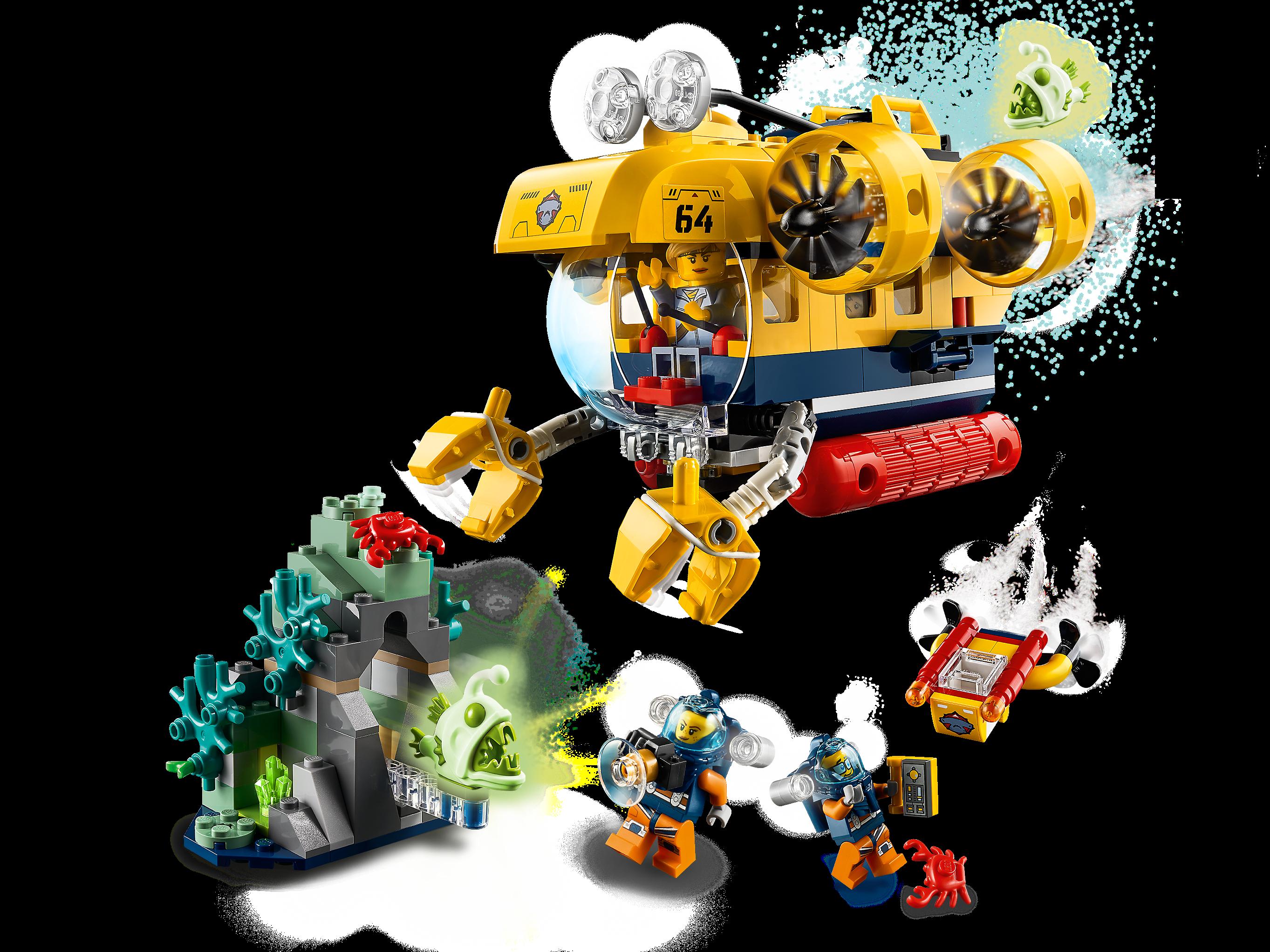 レゴ 潜水艦