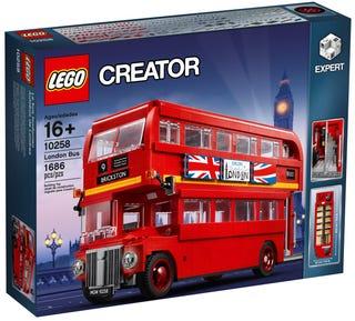 Le bus londonien