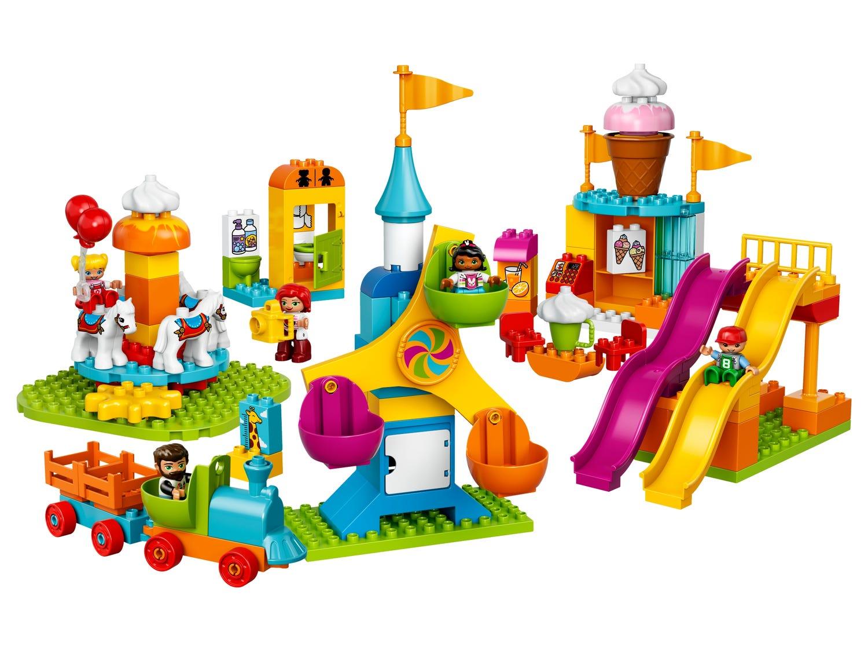 Grote kermis 10840 | DUPLO® | Officiële LEGO® winkel BE