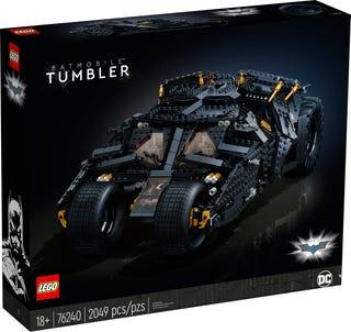 LEGO® DC Batman™ Batmobile™ Tumbler
