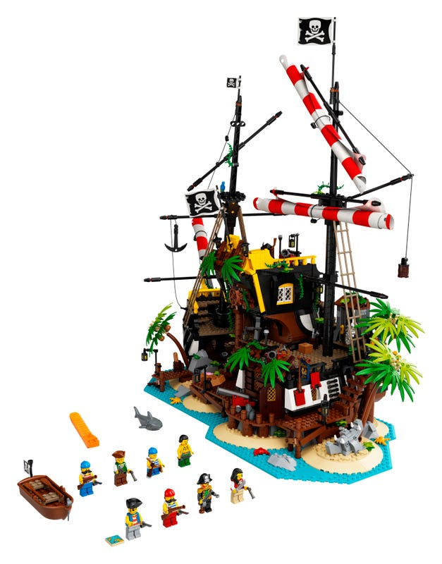 Pirates of Barracuda Bay