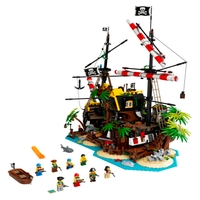 Deals on LEGO Ideas Pirates of Barracuda Bay 21322 (2545 Pieces)