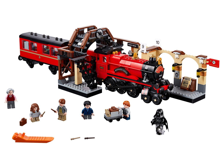 Hogwarts Express 75955 Harry Potter Offiziellen Lego Shop At