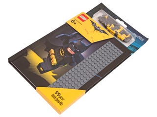 Batman™ Notebook with Knob Cover