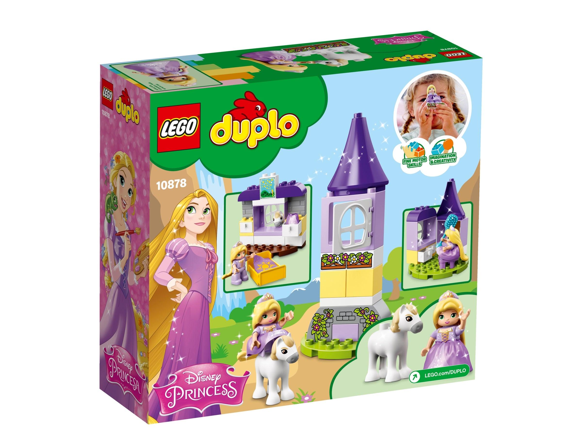 Support 2 pièces 10834 5683 WOW Lego Duplo Ville 1 x Parasol Parapluie
