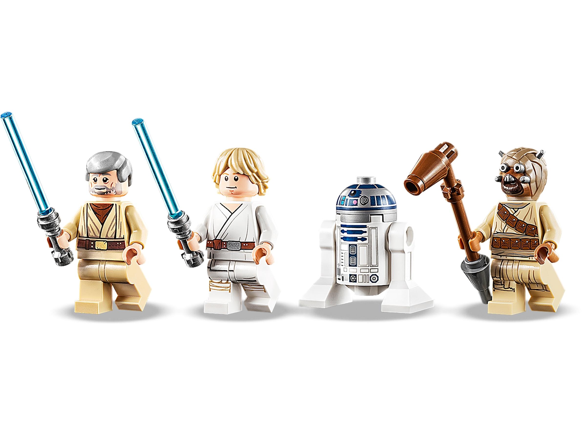 LEGO STAR WARS Obi-Wan Kenobi  MINIFIG brand new from Lego set #75270