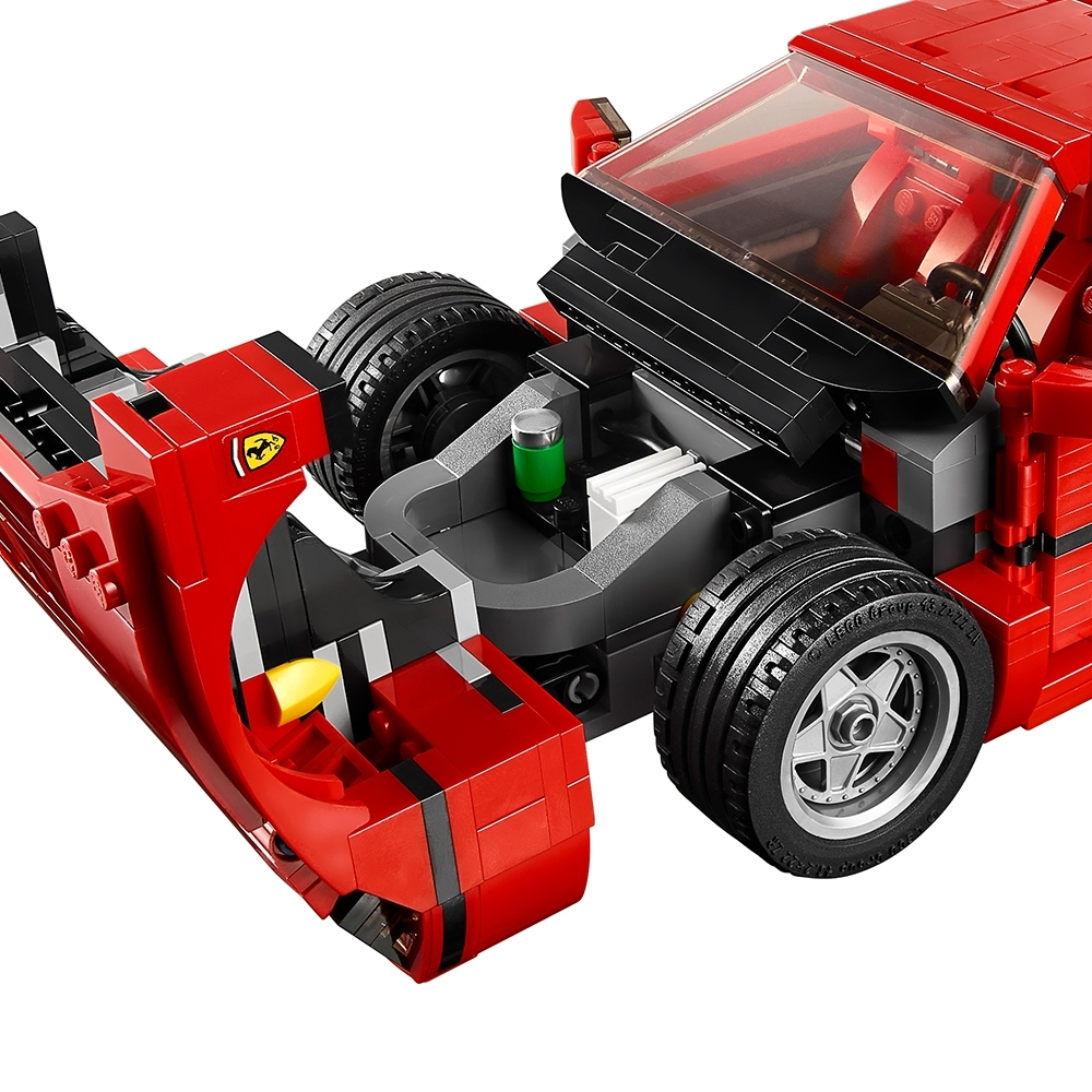 Ferrari F40 10248 Creator Expert Offiziellen Lego Shop De