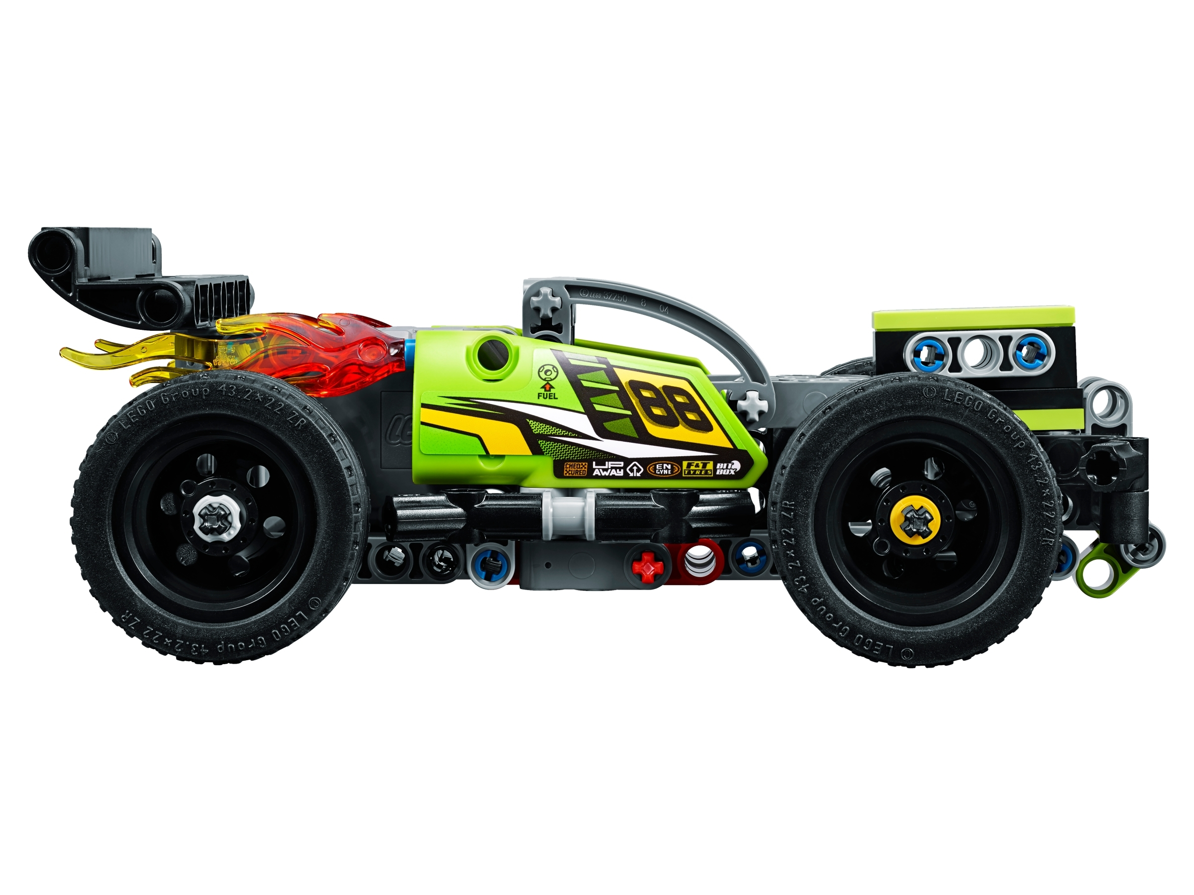 WHACK! 42072 | Technic™ | Buy online at the Official LEGO® Shop US