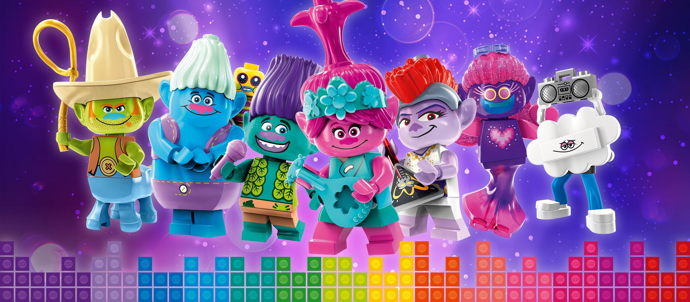 Lego Trolls World Tour About Official Lego Shop Ie