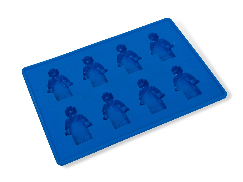 Vaschetta per il ghiaccio con minifigure