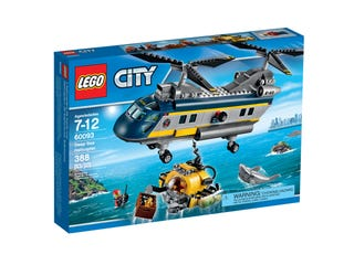 Diepzee Helikopter
