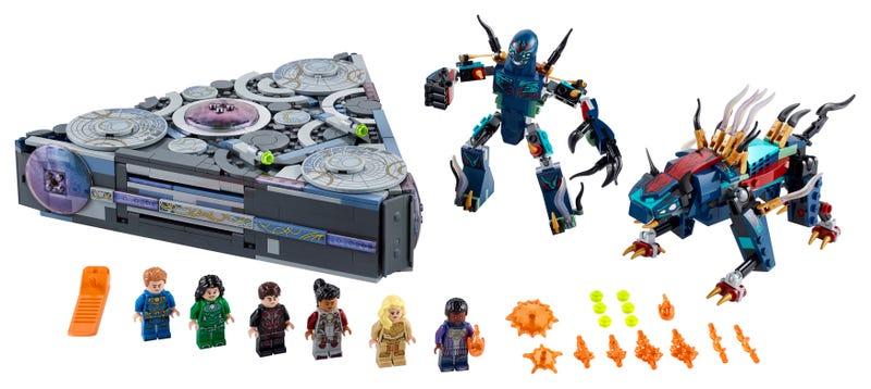 LEGO® Marvel: Aufstieg des Domo