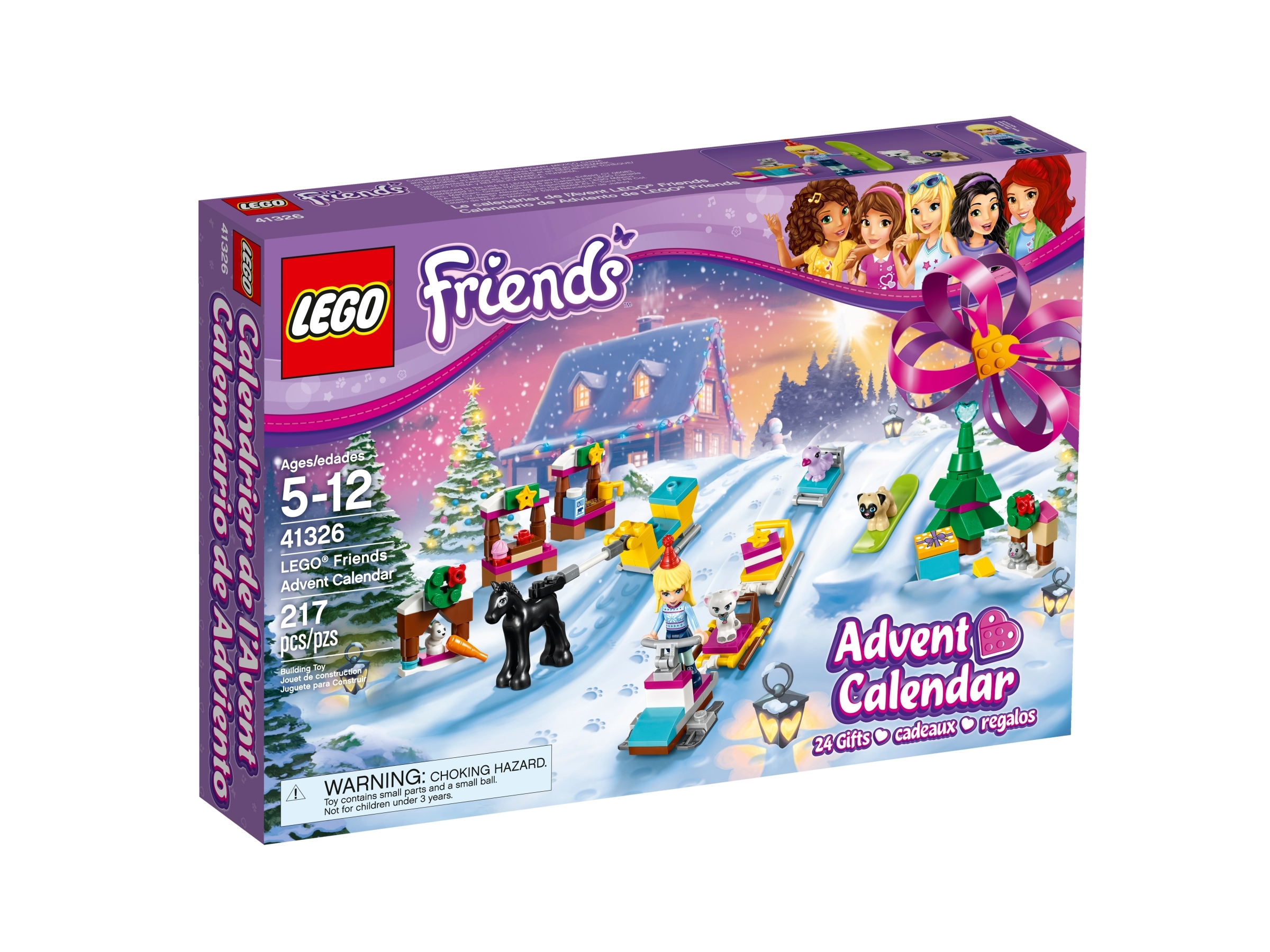 LEGO® Friends Advent Calendar 41326 | Friends | Buy online at the