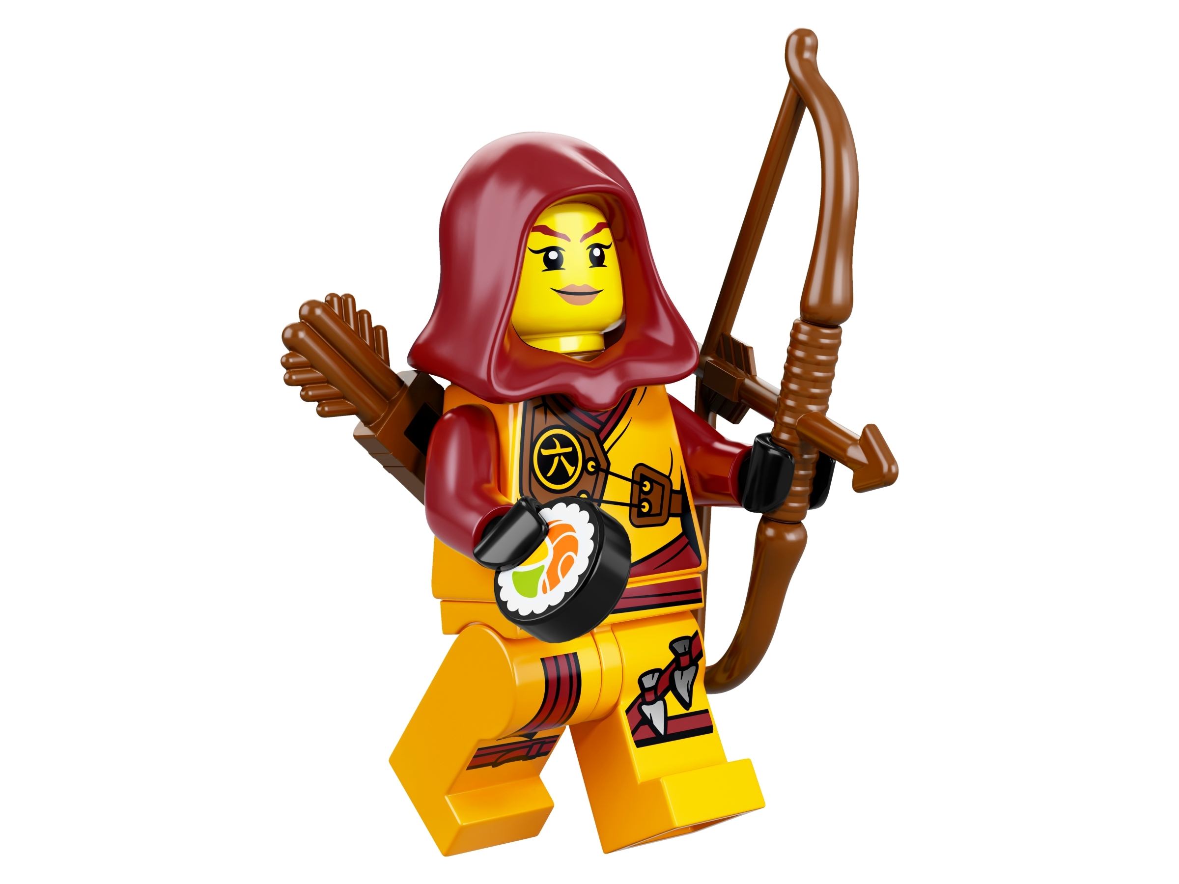 NEW LEGO Shade GENUINE Minifigure Ninjago 853687 Elemental Masters Mini Figure