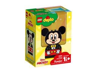 Mijn eerste Mickey creatie
