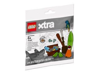 LEGO® xtra Sea Accessories